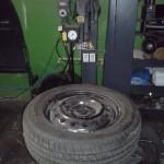 Přezouvaž pneumatik